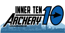 Inner 10 Archery Club Logo